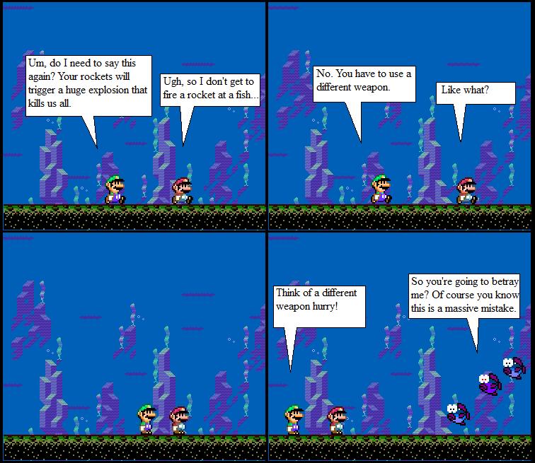 Chapter 4 - Backstab the Godfinner!